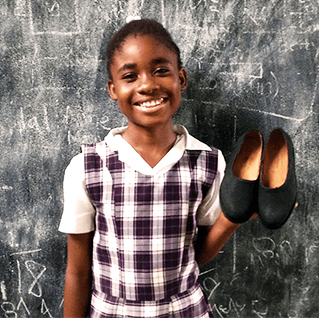 Fundraise For Our Impact Shoes!
